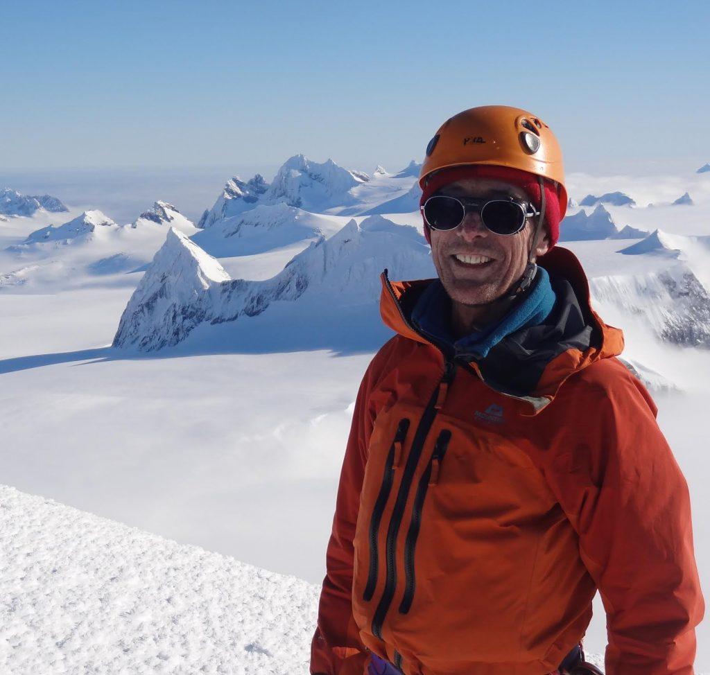 Stephen Venables - ASC patron